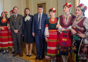 У Верховній Раді відбувся День Болгарії
