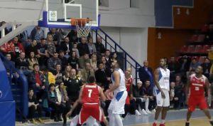 Баскетбол. «Миколаїв» виграв у драматичному протистоянні