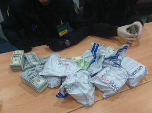 Рекордну контрабанду грошей виявили працівники Галицької митниці