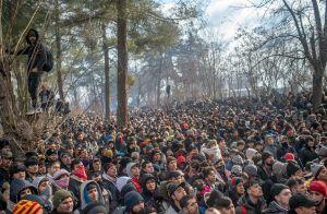 Щоб зупинити біженців, у Болгарії підняли шлюзи