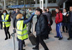 Ab heute in der Ukraine Quarantäne wegen Coronavirus verhängt