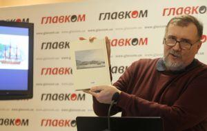 Юрій Лисянський з Ніжина обійшов навколо світу на два тижні  раніше за Крузенштерна