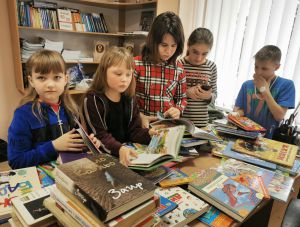 Житомирська область: Подарували ліки від нудьги