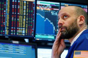 На фондових ринках США фіксують рекордне падіння