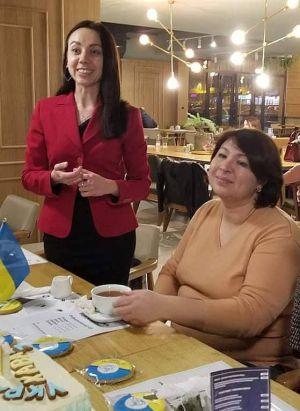 Проект «Українська кава» у столиці Чорногорії Подгориці