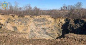 Соляний рудник на Львівщині просідає