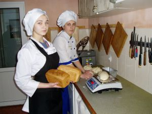 Випікати смачний хліб навчають у Міжгірському професійному ліцеї