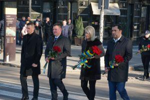 Відзначили 81-шу річницю проголошення незалежності Карпатської України