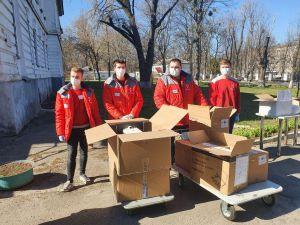 Бизнесмены передали инфекционной больнице Полтавщины оборудование