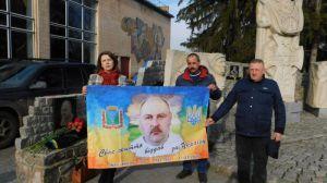 У Тальному шанують пам'ять волонтера Ігоря Іванченкова