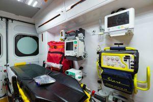 Реанімобілі готові рятувати пацієнтів у Одеській області