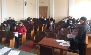 Сосницкий поселковый совет отказался от премий