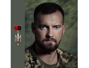 Пестрая боевая биография ротного Вадима Балюка