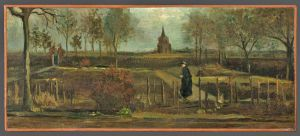 В Нидерландах  похитили картину Ван Гога