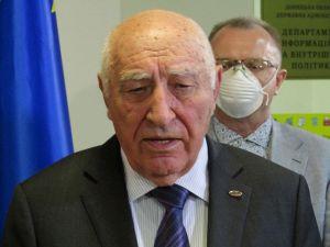 Георгій Скудар про об'єднання зусиль влади  та бізнесу для протидії епідемії
