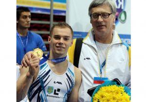 Лучший спортсмен Украины в марте — Олег Верняев