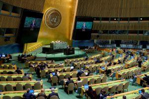 Спроби Росії запустити процес скасування санкцій через ООН заблоковані