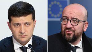 В. Зеленський: «Маємо зробити все можливе для підтримки наших економік»