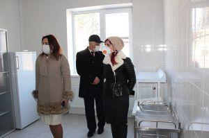 Чернелівська амбулаторія —  для семи сіл