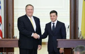 The United States and Ukraine join forces to counteract the spread of COVID-19