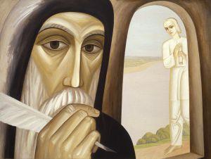 Переяслав назвали в честь победы Кирилла Кожемяки над печенежским богатырем