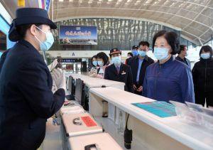В Ухані (провінція Хубей, КНР) відновили транспортне сполучення