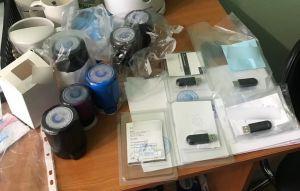 На Сумщині знешкодили «чорних» реєстраторів