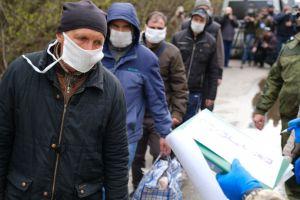 19 personas han sido liberadas del cautiverio separatista