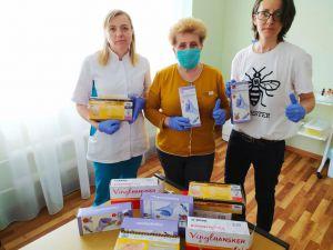 Сиротинцям Черкащини допомагають норвезькі друзі