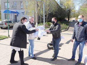 Медпрацівники Донеччини отримали засоби захисту від ПРООН