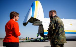 «Мрія» доставила медичний вантаж до Німеччини