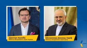 МЗС наполягає на доставці в Україну «чорних скриньок» збитого в Ірані літака МАУ та виплаті компенсацій