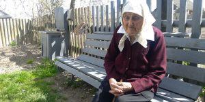 95-річна Марія Шабета заснувала першу школу в Новаках і виховала сина подруги