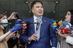 Saakashvili recibió un puesto oficial en Ucrania