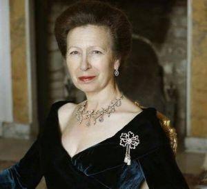 Британська принцеса Анна звернулась до українців з нагоди 75-ї річниці Дня перемоги та завершення Другої світової війни в Європі