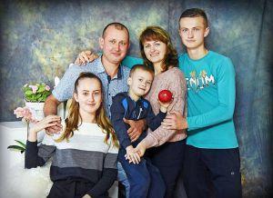 У Дмитрівці живе чудова мама — любляча, роботяща, сучасна