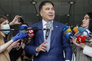 Saakashvili gets an official position in Ukraine