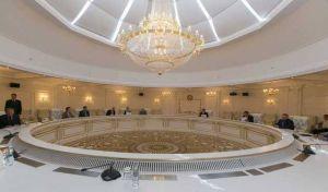 Відбулося перше засідання ТКГ за участі оновленої української делегації