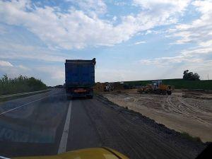 Північну об'їзну дорогу навколо Рівного будують і у вихідні