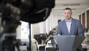 Кличко заявил о новом этапе ослабления карантина в Киеве