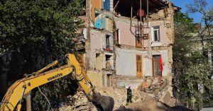 В Одесі обвалився будинок. Зруйновано п'ять квартир