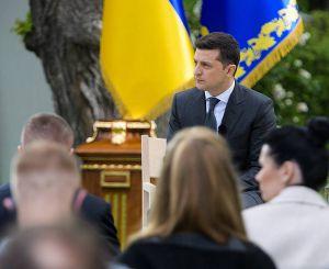 Президент Володимир Зеленський готовий до будь-якого формату перемовин задля повернення територій і людей