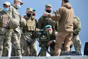 Протестували легкий переносний ракетний комплекс «Корсар» із тепловізором