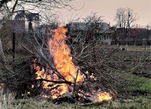 На Прикарпатье люди гибнут от пожаров