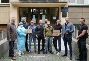 Інфузійні помпи — для Ужгородської дитячої лікарні від благодійників