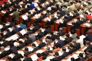 Чому КНР не встановила конкретні цифри річних темпів зростання економіки?