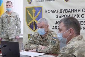 Привітання командувача об'єднаних сил Збройних Сил України до Міжнародного дня миротворців Організації Об'єднаних Націй