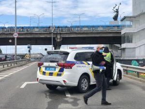 В Киеве остановили поезда из-за минирования моста Метро