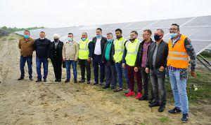 Сонячну електростанцію потужністю 16 МВт відкрили в селі Ігнатпіль