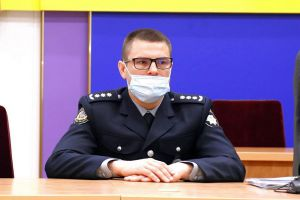 Нового начальника поліції Вінницької області зустріли... пікетом